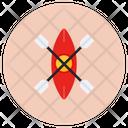 Canoe Boat Boat Watercraft Icon