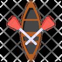 Boat Kayak Canoe Icon