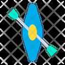 Canoe Boat Icon