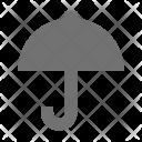 Canopy Parasol Sun Icon