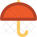 Canopy Umbrella Parasol Icon