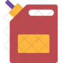 Cans Energy Gasoline Icon