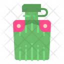 Canteen Flask Water Icon