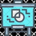 Art Design Easel Icon