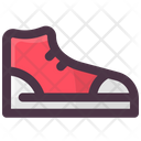 Canvas Shoes Icon