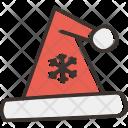Cap Christmas Xmas Icon
