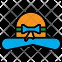 Cap Summer Hat Icon