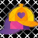 Cap Hat Man Icon