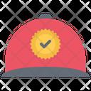 Cap Agitation Check Icon