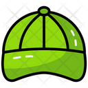 Fashion Cap Cap Cricket Cap Icon