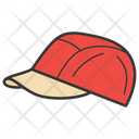 Boater Hat Cap Icon