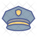Police Officer Military Icon