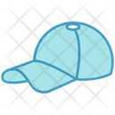 Cricket Cap Sports Cap Icon