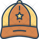 Cap Hat Worker Icon