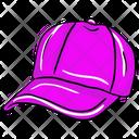 Cap Sports Cap Summer Cap Icon