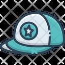 Cap Hat Protect Icon