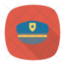 Cap Hat Police Icon