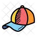 Cap Sport Summer Icon