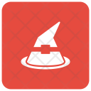 Cap Hat Wizard Icon
