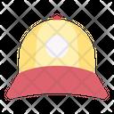 Cap Hat Beach Icon