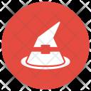 Cap Hat Wizard Icon