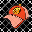 Cap Wear Logo Icon