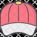 Cap Accessory Golf Icon