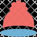 Cap Winter Wear Icon