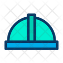 Hat Helmet Safety Icon