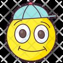 Cap Emoji Icon