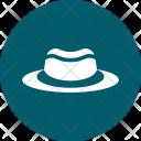Cap Gentlemans Hat Icon