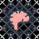 Capability Skillfulness Intelligence Abilities Mind Power Potential User Capacity Thinking Brain Icon