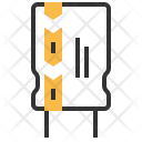 Capacitor Electric Components Icon