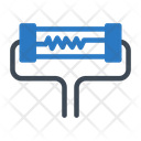 Capacitor Electronics Wiring Icon