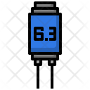 Capacitor Electrical Component Electronics Icon