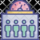 Capacity Of Worker Ability Capacity Icon