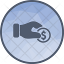 Capital Investment Donation Icon