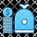 Capital Cash Finance Icon