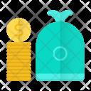 Capital Cash Financce Icon