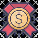 Certificate Finance Capital Icon