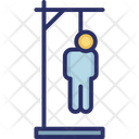 Capital Punishment Death Penalty Death Row Icon