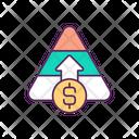 Icon Capital Raise Icon