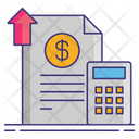 Capitalized Cost Icon