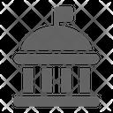 Capitol Government Democracy Icon