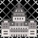 Capitol Madison Usa Icon