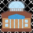 Capitol Building Architecture Icon