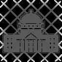 Capitol Building Usa Icon