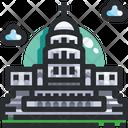 Capitol hill Icon