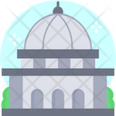 Capitol Hill Dc Washington Icon