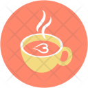 Cappuccino Coffee Cup Icon